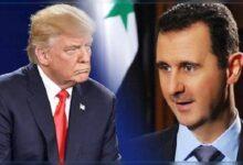 صورة مفاجأة.. صفقة أمريكية كبرى للتطبيع مع الأسد ورفع العـ.ـقوبات عنه وإعادة إعمار سوريا مقابل؟