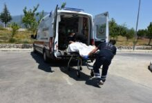 صورة تركيا : وفـ.ــ.ـاة عامل سوري متأثراً بإصـ.ــ.ـابة عمل خـ.ـطيرة