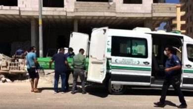 صورة غازي عنتاب : وفـ.اة عامل سوري بطريقة مأسـ.اوية