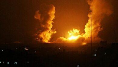 Photo of غـ.ــ.ـارات إسرائيلية تسـ.ــ.ـتهدف الميـ.ــ.ـليشيات الإيرانية في القنيطرة