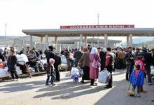 صورة ترحيل قرابة ألفي سوري من تركيا  وبيان عاجل من معبر باب الهوى