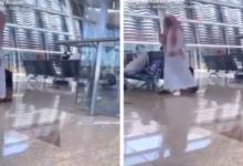 صورة واقعة غريبة تهـ.ـز السعودية.. المسيح الدجال يظهر ويطالب الناس بمبايعته وتحرك عاجل ضـ.ـده (فيديو)