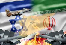 صورة احتمالية كبـ.ـيرة لحـ.ـرب دقيقة بين إيران وإسرائيل في جنوب سوريا