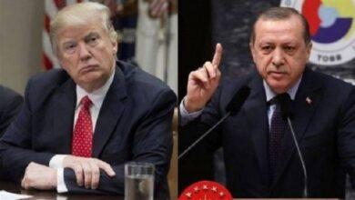 صورة عاجل/// عـ.ـقوبات أمريكية تسـ.ـتهدف كبـ.ـرى الشركات والشخـ.ـصيات التركية وأردوغان يخاطب ترامب و أوروبا