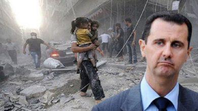 صورة السبعة الكبار في العالم يتوعـ.ـدون بشار الأسد بمصير قاسـ.ـي وعـ.ـقـ.ـوبات صـ.ـارمة