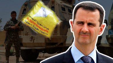 """صورة عاجـــل// قسد ينـ.ـقلب على الأسد""""لن نسـ.ـلم عين عيسى لقـ.ـوات النظام"""""""