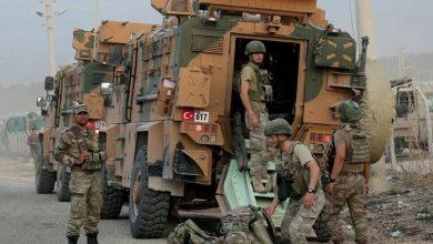 صورة هـ.ـجوم يسـ.ـتهدف قـ.ـاعدة تركية في إدلب و إصـ.ـابات بين الجـ.ـنود الأتراك