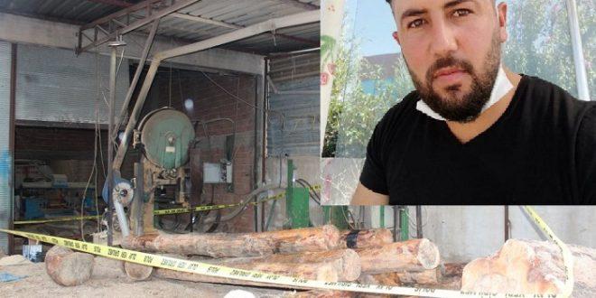 عامل سوري في مانيسا التركية