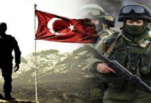 صورة دبـ.ـابات تركية تدخل سوريا على وقـ.ـع اشتـ.ـباكات عنـ.ـيفة بين النـ.ـظام والمـ.ـعارضة