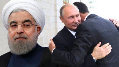 صورة عاجــــــل // روسيا تنـ.ـقلب على إيران وتتـ.ـوعد بمعالجة التهـ.ـديدات الإيرانية ضـ.ـد إسرائيل من الأراضي السورية
