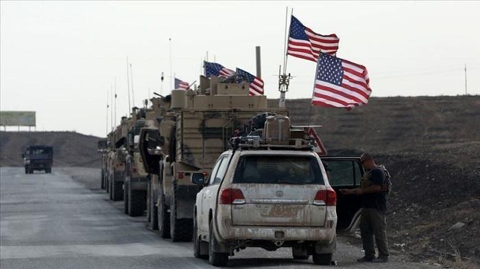 قوات أمريكية في الحسكة