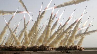صورة عاجـــــل // إيران يمكننا ضـ.ـرب جميع القـ.ـواعد الأمريكية ب 500 صـ.ـاروخ وبلحظة واحدة فـ.ـقط !!!!