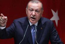 صورة عاجــــــل // أردوغان يعلن توسيع العمليات العسـ.ـكرية التركية ويتوعـ.ـد برد عـ.ـنيف
