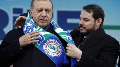 """صورة مصادر تتحدث عن عودة صهر أردوغان""""ألبيرق"""" للحكومة التكرية"""