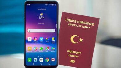 صورة هام في تركيا…زيادة مدة تسجيل الهواتف الغـ.ـير مقـ.ـيدة في تركيا إلى سنة كاملة ( تتريك)