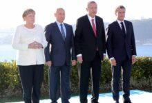 صورة ألمانيا وفرنسا تسـ.ـحب فتـ.ـيل الأزمـ.ـة بين روسيا وتركيا في إدلب ….شاهد السبب