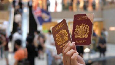 صورة الجنسية لأكثر من 700 ألف شخص من الاتحاد الأوروبي