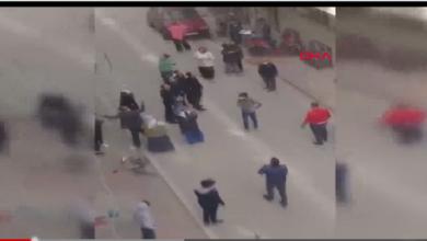 صورة بالفيديو….معـ.ـركة حقـ.ـيقية بين عائلتين في أسنيورت بإسطنبول وسـ.ـقـ.ـوط ضـ.ـحـ.ـايا