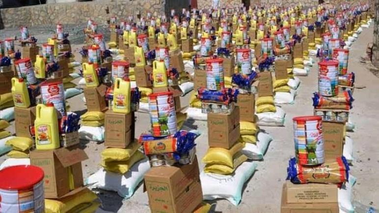 التسجيل على مساعدات غذائية في تركيا