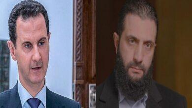 صورة الجولاني…حـ.ـربنا ضـ.ـد نظام الأسد وداعـ.ـش ولا نشكل خـ.ـطرا على أمريكا