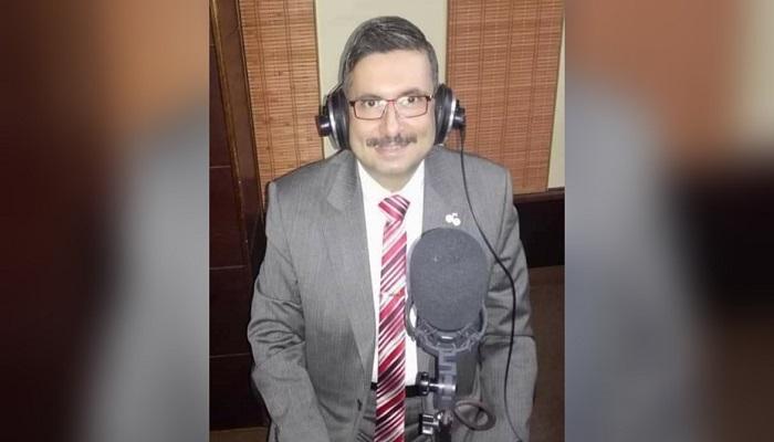 المرشح الرئاسي محمد فراس ياسين رجوح