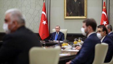 صورة تسريبات الاجتماع الرئاسي غدا في تركيا…حظر كامل لمدة 5 أيام خلال عيد الفطر