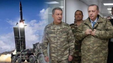 """صورة شاهد بالفيديو القوى التركية الخارقة….""""بورا"""" أقوى الصواريخ البالستية التركية"""