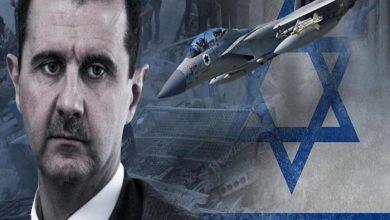 صورة تقرير صادم / طائرات إسرائيلية ساهمت في انقاذ بشار الأسد من السقوط