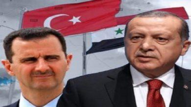 صورة عاجـــــــــل/ نـ.ـظام الأسد يعلن عن لقاءات مباشرة مع مسـ.ـؤولين أتراك للمرة الأولى منذ 2011
