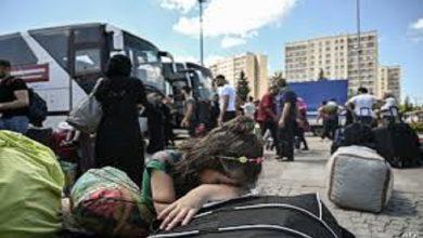صورة رقم مرعب ومخيف لأعداد السوريين الذين خسروا أعمالهم في تركيا وعادوا إلى سوريا