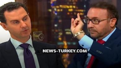 """صورة فيصل القاسم يتحدث عن """"الزلزال القادم في سوريا"""" بعد قمة بايدن بوتين"""