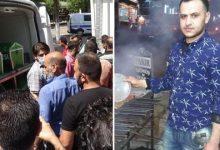 صورة شاهد بالفيديو…مقـ.ـتل مواطن سوري بعد سحـ.ـق رأ.سه بالحـ.ـجارة داخل منزله في غازي عنتاب